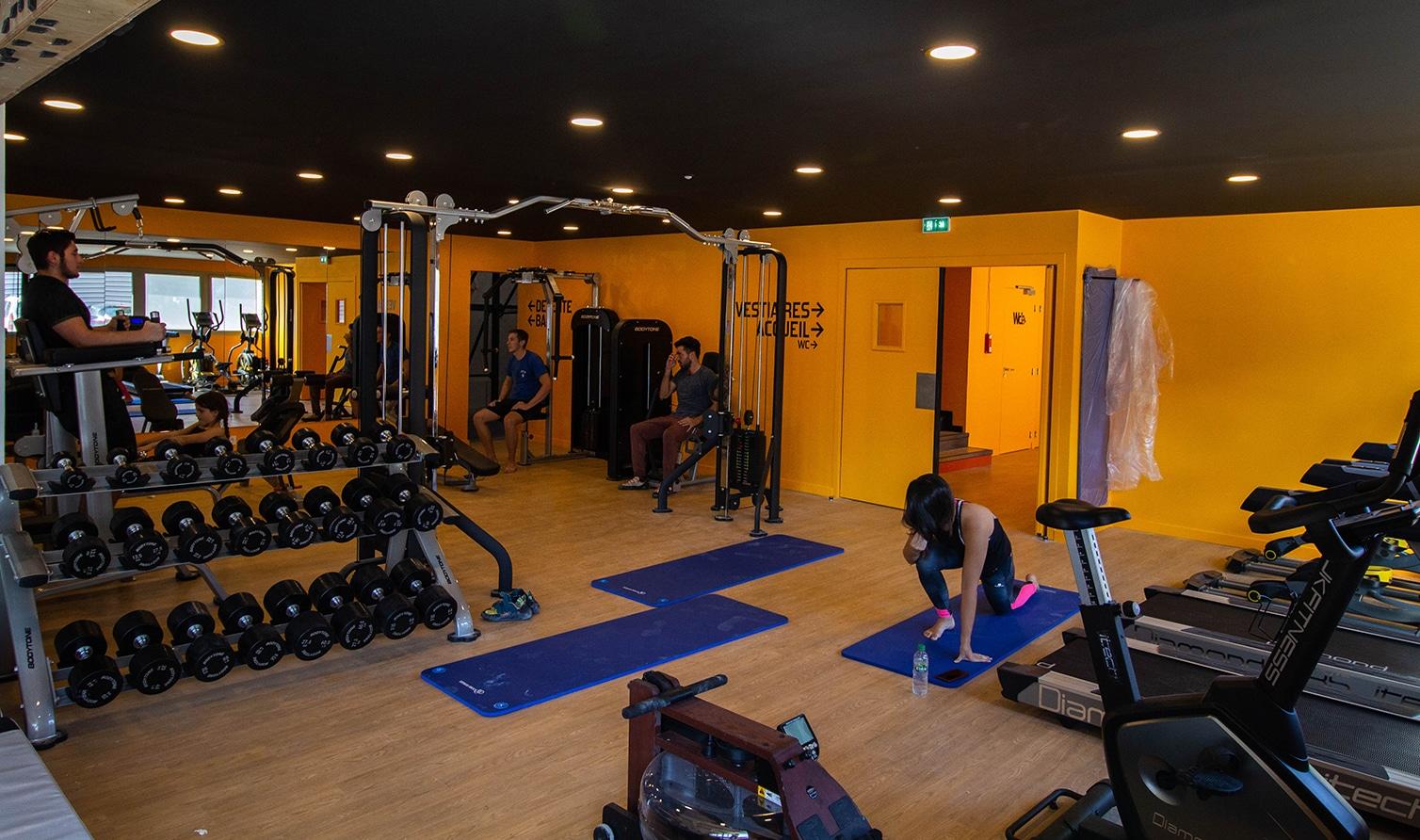 sport - fitness- cardio - musculation - Vertical'Art - Le Mans - escalade - bloc en indoor